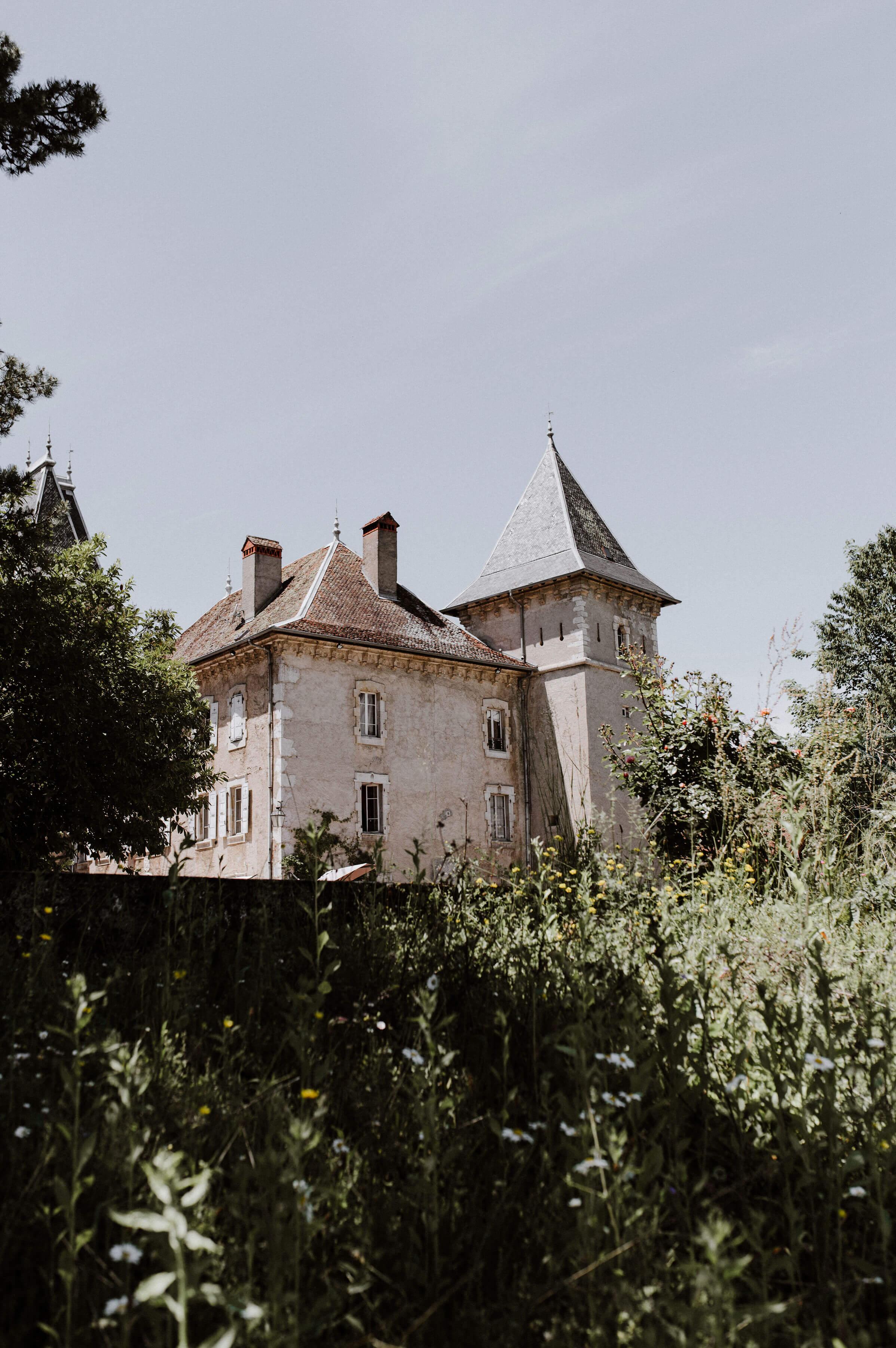 chateau de sixt